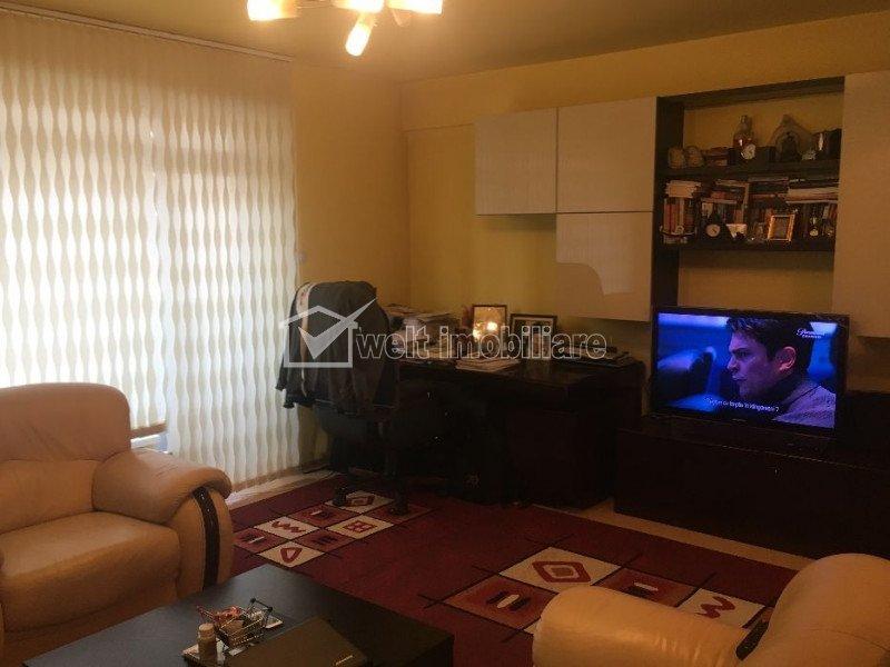 Apartament 3 camere, 2 parcari, etaj intermediar, Buna Ziua