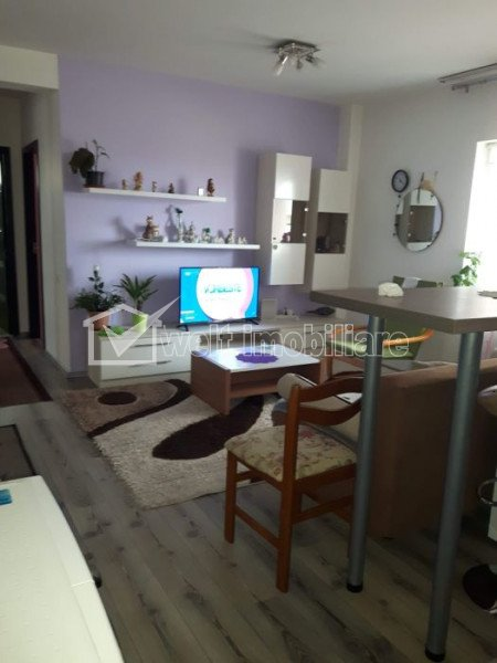 Apartament 2 camere, finisat, in Apahida