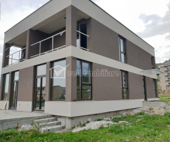 Casa tip duplex, 113 mp utili, Floresti, zona Centrala