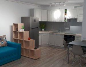 Apartament de inchiriat, 2 camere, 47 mp, Buna Ziua, parter + curte