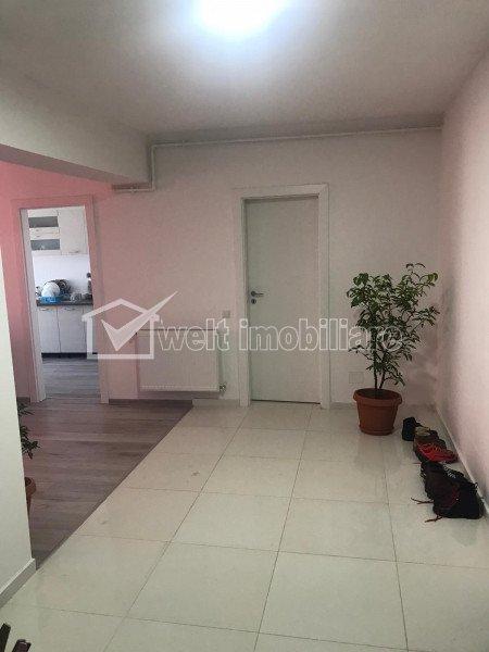 Apartament 2 camere, 54 mp, etaj 2 din 8, balcon, strada Fabricii