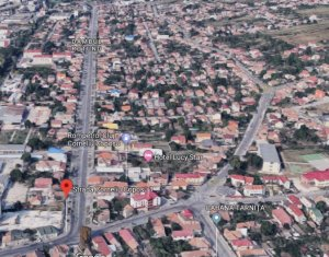 Teren zona Coposu, parcela colt, destinatie imobil mixt