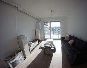 Inchiriere apartament de 2 camere, Grand Park, finisat, parcare subterana