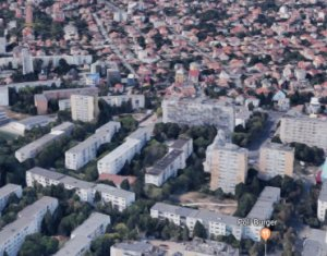 Teren pentru cladire birouri, hotel, clinica, zona Gheorgheni