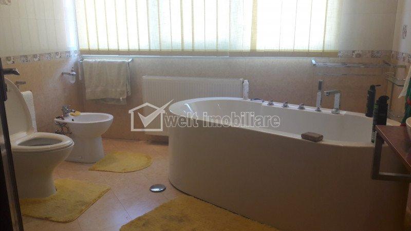 Duplex finisat si mobilat in zona Il Milanse (Floresti), curte generoasa