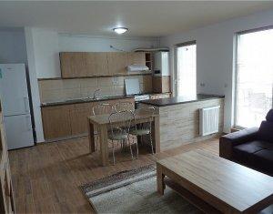 Chirie apartament 3 camere, finisat si mobilat, terasa, zona Iulius Mall
