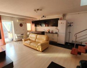 Inchiriere apartament cu 3 camere modern, pe doua nivele, Tautiului, Floresti