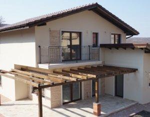 Vila Ultramoderna 135mp, 1007mp teren, Faget