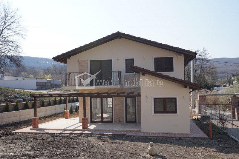 Id p16509 casa 4 camere de vanzare faget cluj napoca for Casa ultramoderna