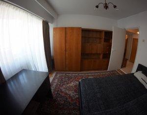 Inchiriere apartament de 3 camere, etaj intermediar, sens giratoriu Marasti