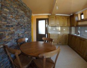 Casa, 5 camere, 220mp utili, finisata, mobila, gradina amenajata