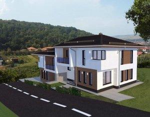 Duplex de vanzare 119 mp utili+350 mp teren, zona Tauti