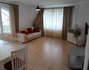 Apartament de inchiriat, 2 camere, 70 mp, etaj intermediar, A. Muresanu