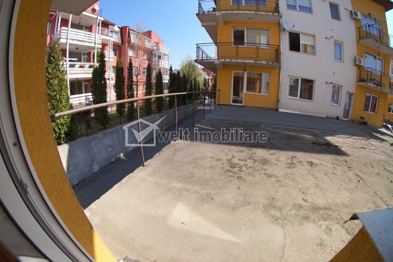 Vanzare apartament 2 camere cu garaj si boxa la subsol, zona Oncos Buna Ziua