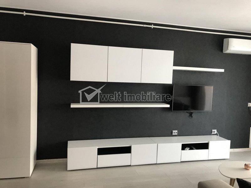 Apartament 2 camere prima inchiriere, mobilat si utilat lux, zona Soporului