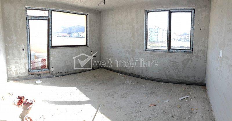 Apartament 2 camere, 65 mp, bloc tip vila, zona centrala
