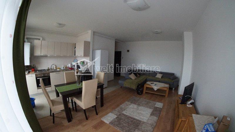Apartament 3 camere, 74 mp, lux, prima inchiriere, in cartierul Buna Ziua