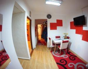 Apartament 2 camere, decomandat, 54 mp, etaj intermediar, in Manastur