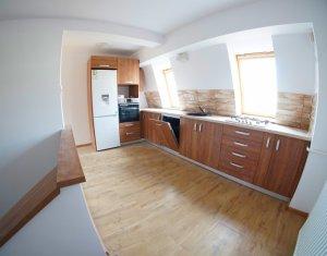 Apartament 3 camere, decomandat, 86 mp + 2 balcoane, in Buna Ziua, strada Mozart
