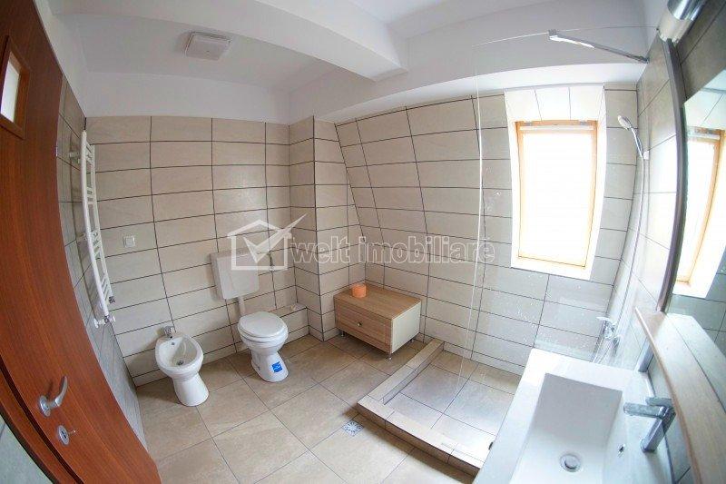 Apartament 3 camere, 86 mp + 2 balcoane, in Buna Ziua, strada Mozart