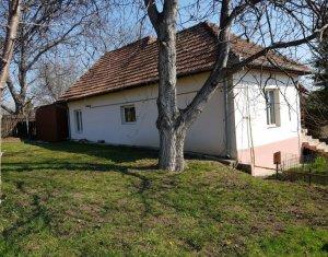 Casa cu teren 920 mp, front 39, Faget