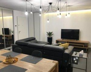 Inchiriere apartament exclusivist, cu 2 camere; vedere impresionanta