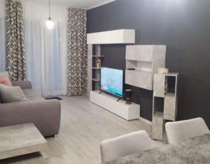 Apartament 2 camere, 56 mp, utilat si mobilat modern, Buna Ziua, garaj