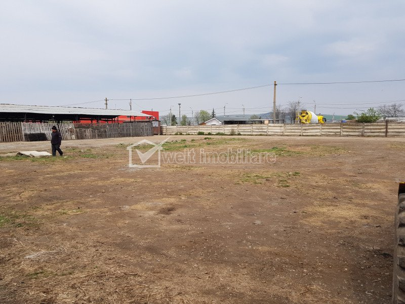 Land for rent in Cluj-napoca