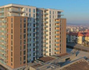 Vanzare apartament cu 2 camere, 53 mp, Buna Ziua, strada Trifoiului, Grand Hill