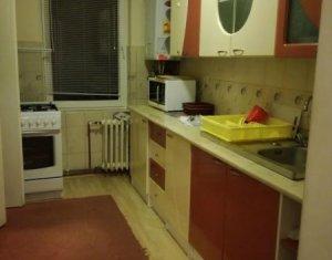 Apartament 2 camere, decomandat, mobilat si utilat, CT, parter, Grigorescu