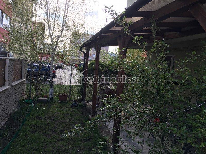 ID:P16834 Maison 4 chambres à louer , Floresti | Welt Imobiliare