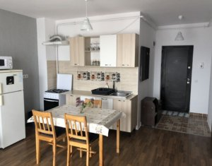 Apartament 2 camere, finisat si mobilat modern, utilat, parcare subterana, Iris