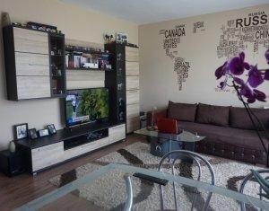 Vanzare apartament cu 2 camere, mobilat si utilat complet, Floresti