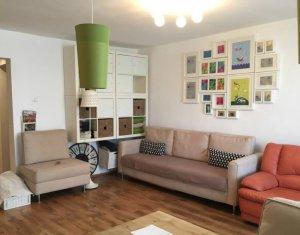 Apartament 3 camere, decomandat, renovat, mobilat si utilat lux, Manastur