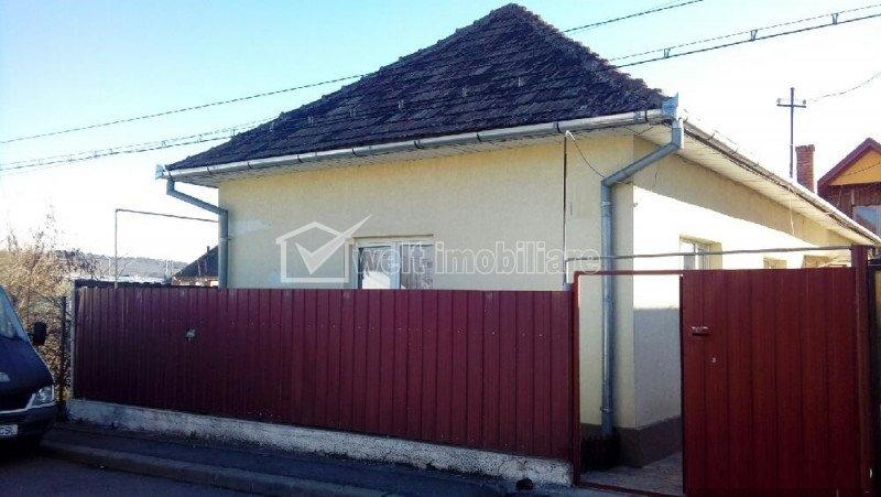Casa individuala cu teren de 690 mp, Someseni
