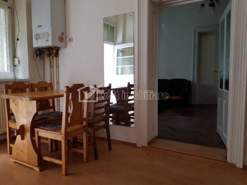 Apartament la casa 2 camere, 78 mp, mobilat si utilat, zona Horea