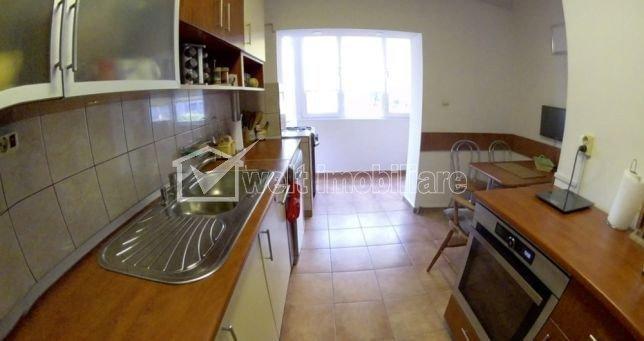 Apartament de vanzare, 3 camere, 91 mp, zona deosebita, Grigorescu