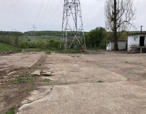 Land for rent in Cluj Napoca, zone Baciu