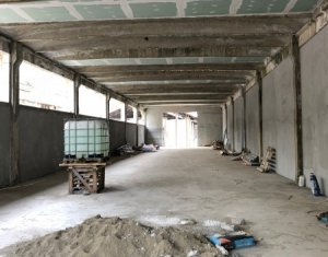 Industrial space for rent in Cluj Napoca, zone Baciu