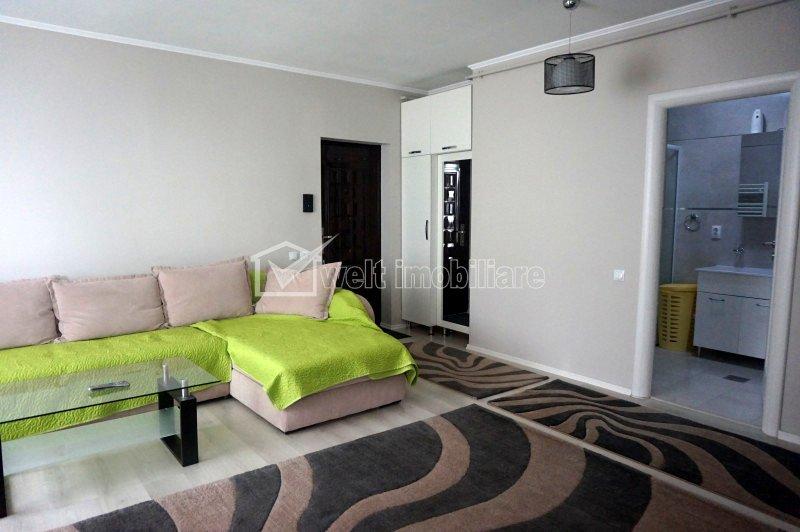 Inchiriere apartament cu 2 camere, ultrafinisat, la 1 minut de complexul Vivo