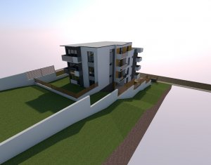 Apartament situat la intrarea in Cluj-Napoca