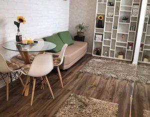 Apartament de vanzare 2 camere, lux, mobilat, utilat, Grigorescu, garaj