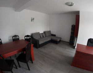 Apartment 1 rooms for rent in Cluj Napoca, zone Borhanci