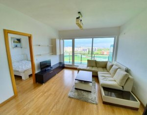 Inchiriere apartament 2 camere, Viva City Residence, zona Iulius Mall