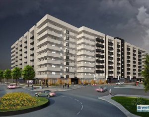 Apartament 2 camere cu terasa cartier  Marasti