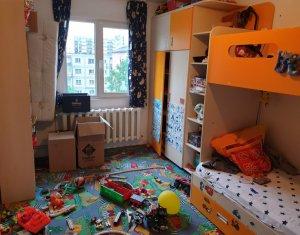 Apartament 3 camere 71 mp, mobilat, balcon, Manastur, zona Grigore Alexandrescu