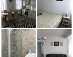 Apartament 2 camere, mobilat, utilat modern, parcare subterana, pe Calea Turzii
