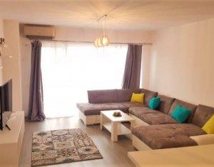 Apartament superb, 3 camere, 73 mp, ultrafinisat, terasa, parcare, la Viva City