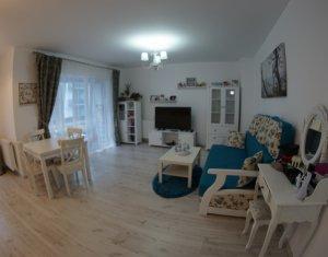 Inchiriere apartament 2 camere, Gheorgheni, bloc nou, parcare, finisat lux