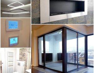 Vanzare apartament 2 camere ultrafinisat lux, confort sporit, loc de parcare
